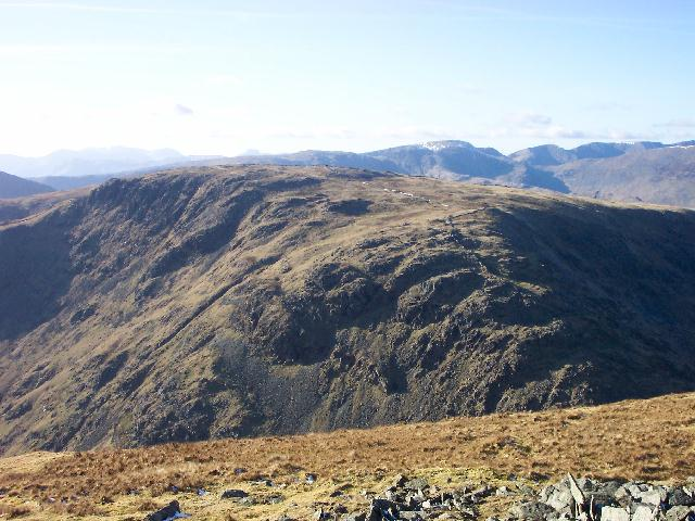 Caudale Moor from Thornthwaite Crag