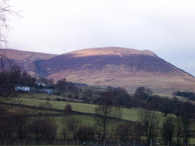 Lonscale Fell from the A591
