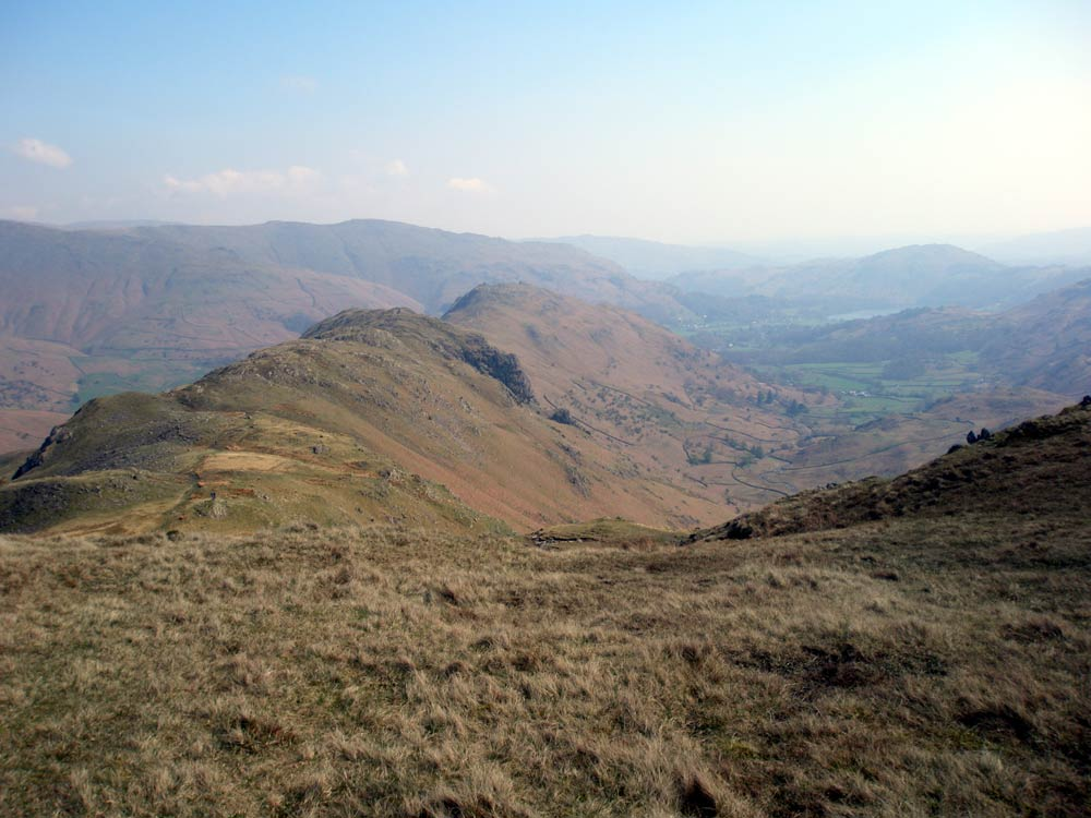 Gibson Knott and Helm Crag