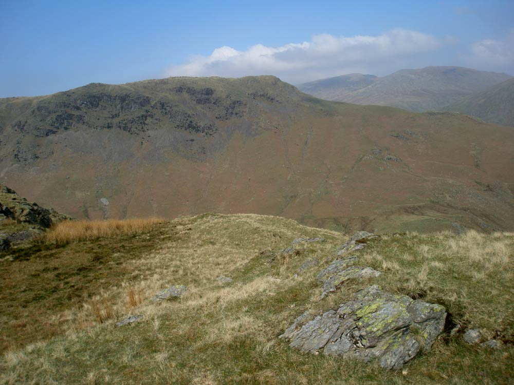 Steel Fell from the path to Gibson Knott