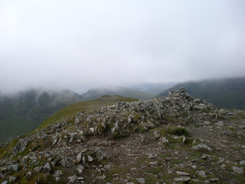 St Sunday Crag summit